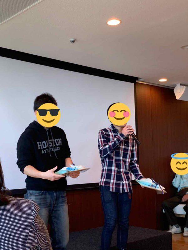 卒業イベント